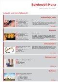Spielmobil Konz Spiel(t)räume für Kinder - Jugendnetzwerk Konz - Page 4