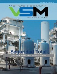 Edición 1. Abril 2017. Revista Verde & Segura Manufactura