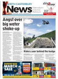 North Canterbury News: February 26, 2021