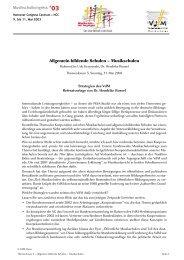 Allgemein bildende Schulen – Musikschulen - Verband deutscher ...
