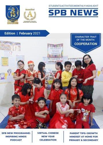 SPB News February 2021