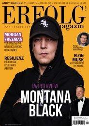 Erfolg Magazin, Ausgabe 02-21