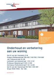 Bewonersboekje Gerrit van der Veenplein en omgeving