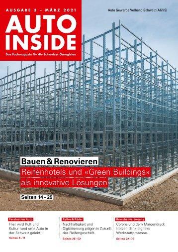 AUTOINSIDE Ausgabe 3 – März 2021