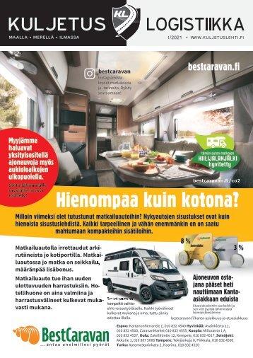 Kuljetus & Logistiikka 1 / 2021