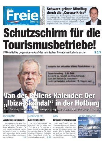 Schutzschirm für unsere Tourismusbetriebe!
