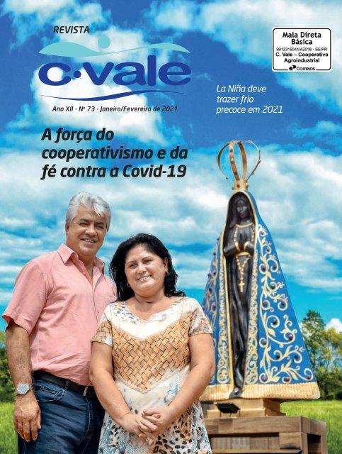 Revista C.Vale - Janeiro/Fevereiro de 2021