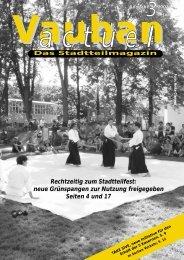 Ausgabe 3/2002 - Vauban