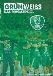 GrünWeiss: Das Magazin I Saison 2020/21 I Zweite Halbzeit