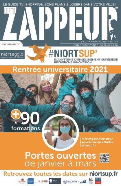 Le P'tit Zappeur - Niort #129