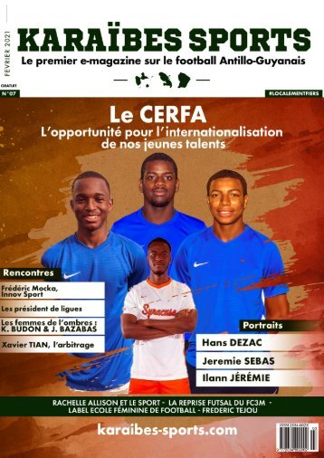 Karaïbes Sports #7