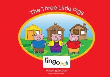 Lingotot - Three Little Pigs (April 2020)