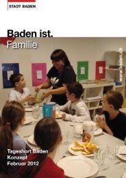 Konzept Tageshort [PDF, 2.00 MB] - Baden