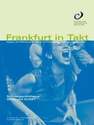 statement - HfMDK Frankfurt