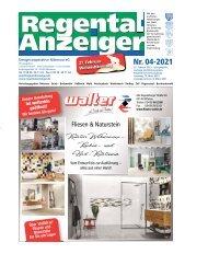 Regental-Anzeiger 04-21