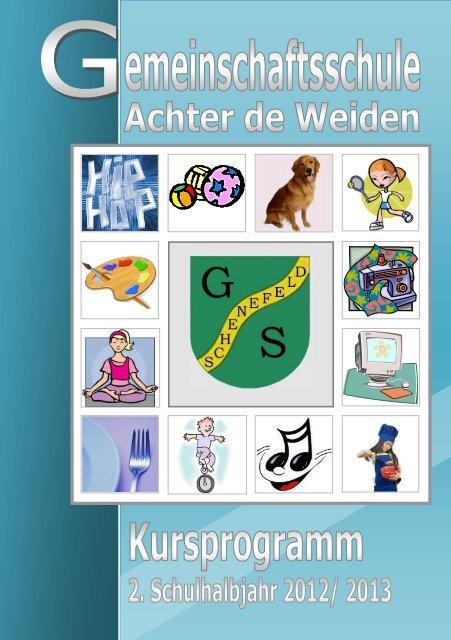 Gemeinschaftsschule Achter de Weiden - VHS Schenefeld