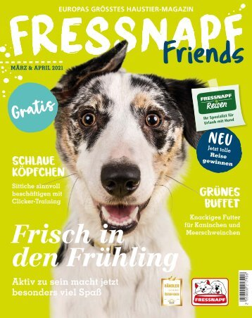 Fressnapf Friends 02/21