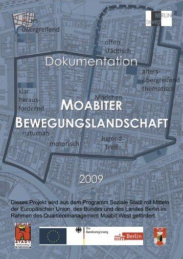 Moabiter Bewegungslandschaft - moabit macht mobil