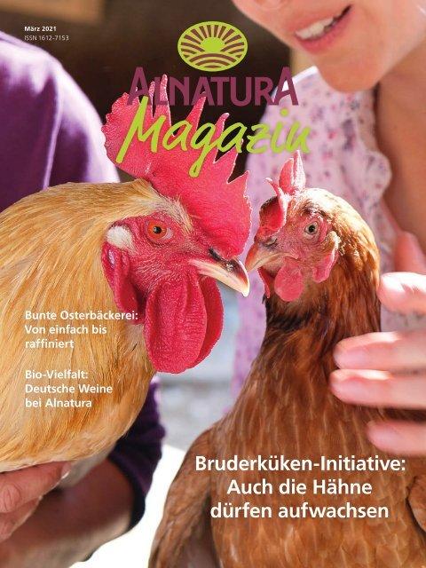 Alnatura Magazin März 2021