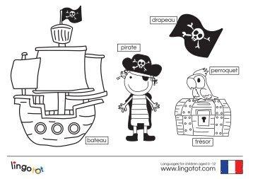 Pirates A4 - Feb 2021 (French)