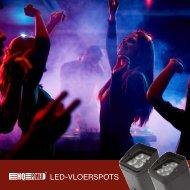 HQ-Power LED-Vloerspots