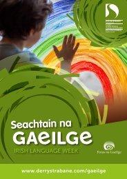 Irish Language Week 2021