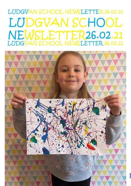 Newsletter 14 26.02.21