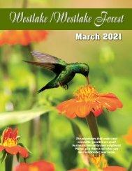 Westlake Forest March 2021