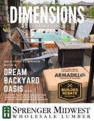 March 2021 Dimensions Magazine