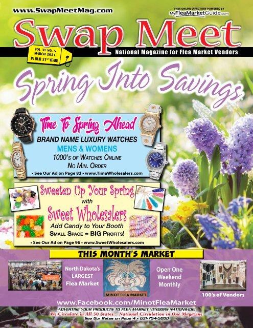 Swap Meet Magazine March 2021 EMAG