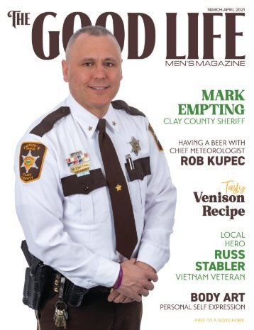 The Good Life – March-April 2021