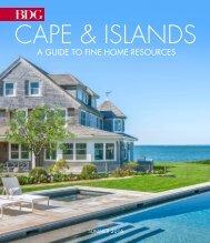 BDG Cape & Islands Design Guide 2017