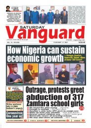 27022021 - How Nigeria can sustain economic growth
