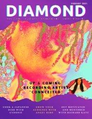 Diamond Magazine Feb. Issue 2021