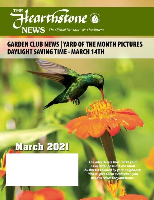 Hearthstone March 2021