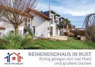 KROß IMMOBILIEN Immobilienmakler Freiburg und Umgebung - Verkauf Reihenendhaus Rust