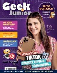 Geek Junior N°10 - mars 2021 - extrait