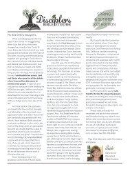 Newsletter Revised 2021 Spring-Summer