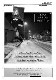 Dezember 2010 - SV 1950 Merkendorf eV