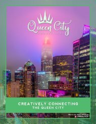 March 2021 Queen City Connections