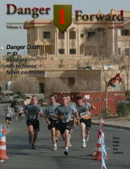 Danger Dash: Danger Dash: - Fort Riley, KS - U.S. Army