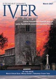 Iver Parish Magazine - March 2021