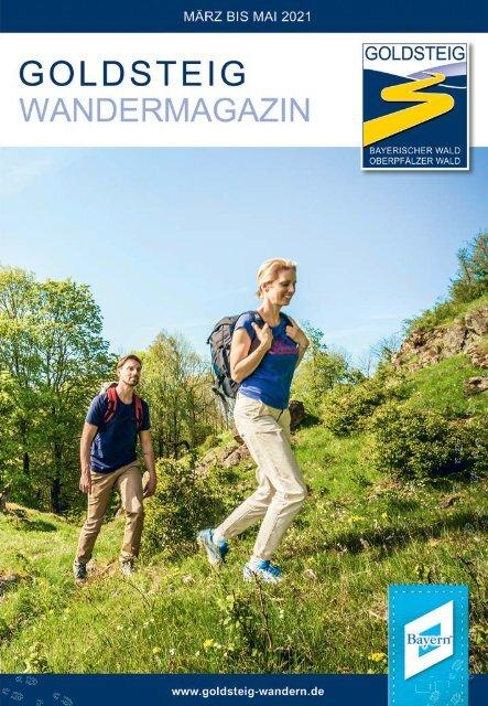 Wandermagazin Goldsteig Frühjahr 2021