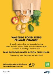 Take the Food Waste Action Challenge