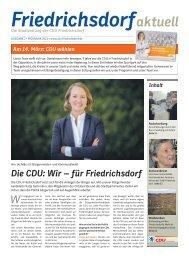 Friedrichsdorf aktuell