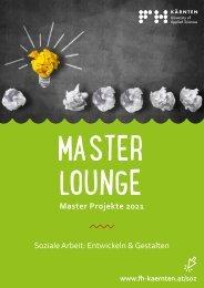 Master Lounge 2021