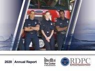 2020 RDPC Annual Report
