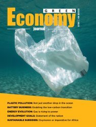 Green Economy Journal Issue 45
