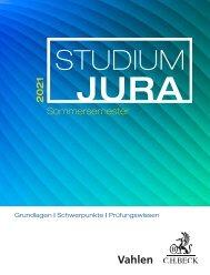 STUDIUM JURA 2021