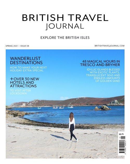 British Travel Journal | Spring 2021